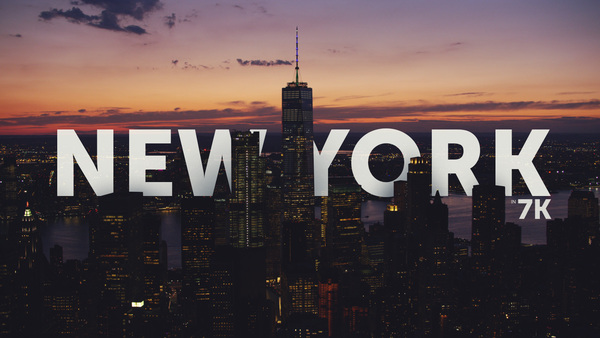 New York in 7K