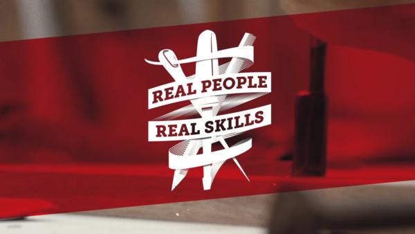Real people, real skills